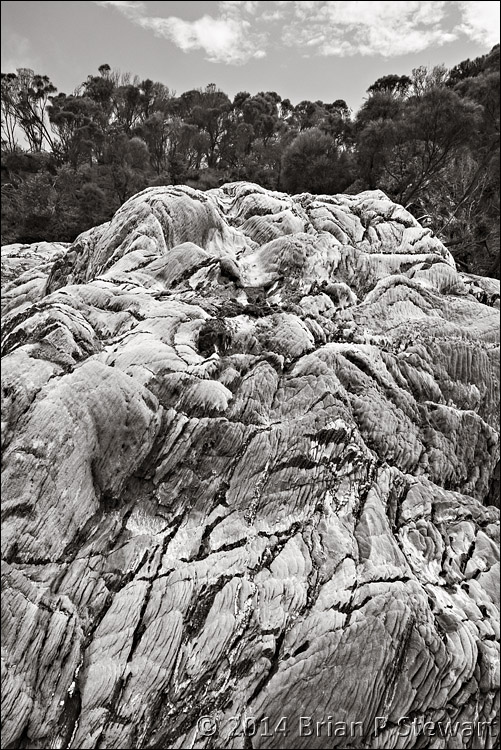 Nelson Beach Rocks