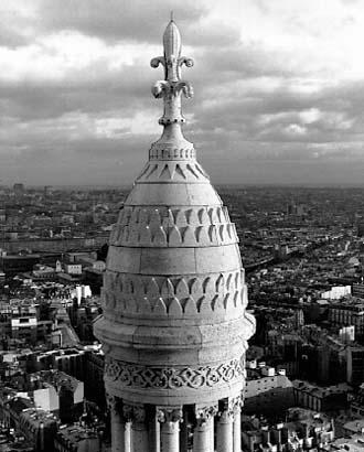 Over Montmartre #2